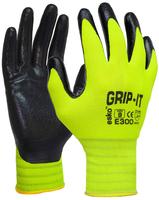 E300 Grip It Nitrile Palm Coat Glove