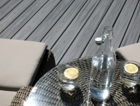 Trex Vs Other Decking Types