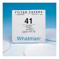 Filter Paper Circles Whatman Grade No.41