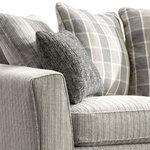 Braemar 2 Seater Sofa Fabric