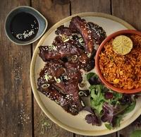 BBQ Lamb Ribs Halal  10x270x300gr