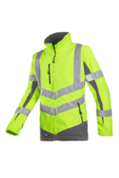 Sioen Scenic Hi-vis fleece jacket