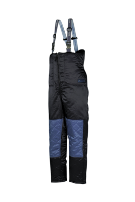 Sioen Zermatt Cold storage bib and brace trousers