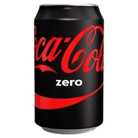 box coke zero cans UK