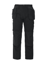 ProJob Black 5512 Construction Trousers