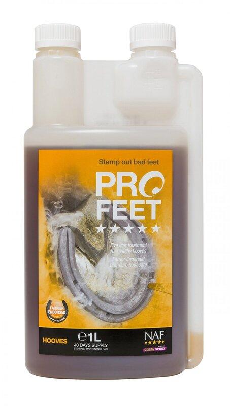 NAF Pro Feet Liquid 1L