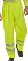 Hi Vis Breathable Rain Trouser EN471