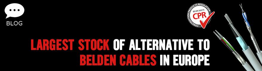 Belden Alternatives - Largest Stock in Europe