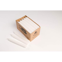7 Hour Candles 25pk White