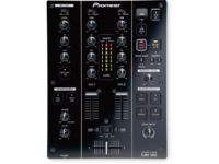 Pioneer DJM-350-K (Black) | 2-channel effects mixer (black)