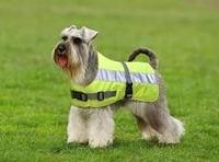 "Petlife Flecta Vizlite Dog Jacket - 22""55cm Hi-Viz Yellow x 1"