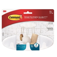 Command Bathroom Multi Hook BATH21 ES