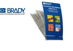 brady cable marker book