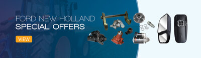 Ford New Holland Special offers