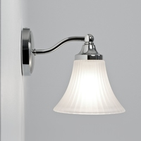 NENA WALL LIGHT POLISHED CHROME IP44