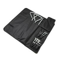 Metex Unikey Universal Manhole Cover Lifting Key Kit and Case