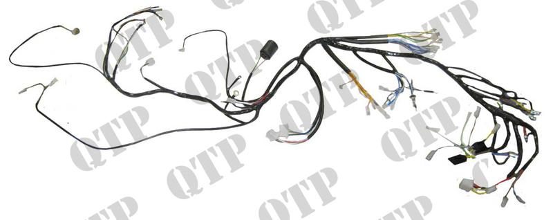 wiring loom 240