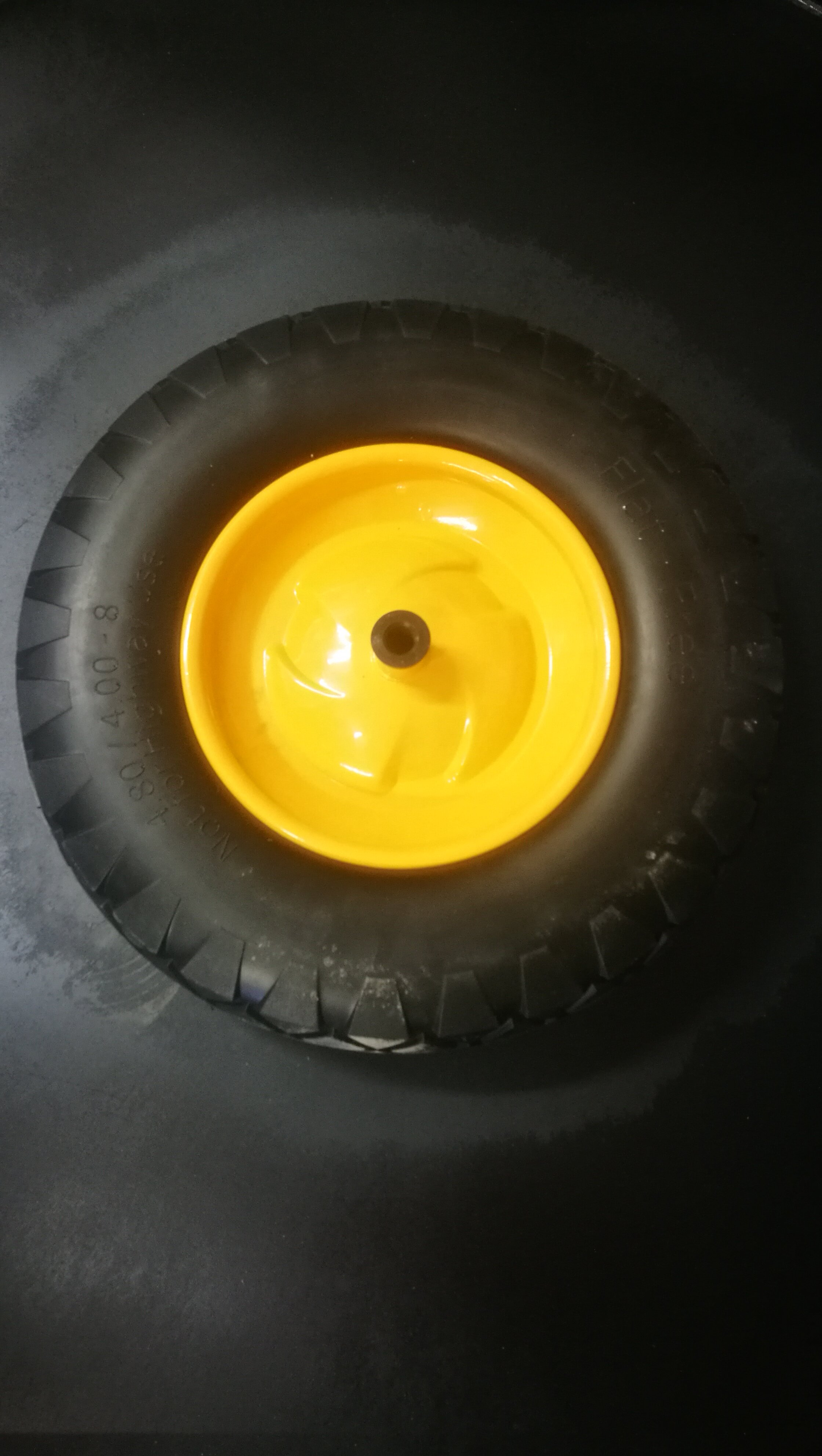 PUNCTURE PROOF SPARE WHEEL