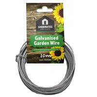 Kingfisher 10m - 2mm Galvanised Wire (GSW103C)