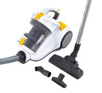 zanussi bagless vacuum 2200w