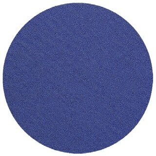 Heavy Duty Blue Zirconia 150MM Velcro Disc P40