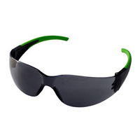 Java Sport Safety Glasses, Smoked Lens