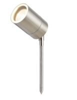 LETO SPIKE/DECK DUAL MOUNT STAINLESS STEEL IP Rating:  IP44