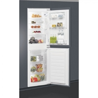 WHIRLPOOL BULIT IN 50/50 FRIDGE FREEZER