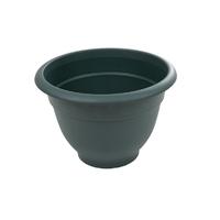 Bell Pot 48cm Round Planter Green