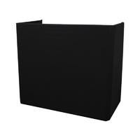 Equinox Truss Booth Lycra - Black