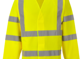 HI VIS LONG SLEEVED VEST EN471