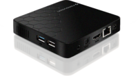 Ferguson FBOX ATV-Dual OS Android 7.0  & Linux Smart Box