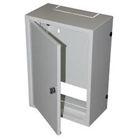 Connectix SlimLine 8U Cabinet with Shelf 150m