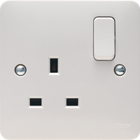 13A 1G Switched Socket | LV0301.0743