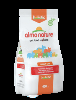 Almo Nature Holistic Adult Cat Dry - Beef & Rice 400g x 1