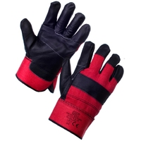 Supertouch Excel Rigger, Black/Red