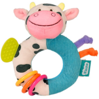 cow teething toy