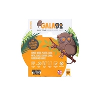 Galago Double Sided Tape 10m x 25mm - GALT-25X10P