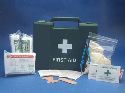 First Aid Kit Travel Plus : Small (1 Person)
