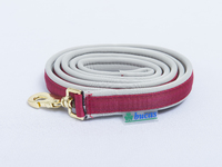 Dublin Padded Lead Rein Ruby