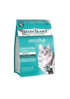 Arden Grange Adult Cat Sensitive - Ocean White Fish & Potato 400g