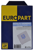 Bosch Type G  D,E,F,G,H Activa, Alpha, Hotpoint 3370 Sms Vacuum Bags (Box Of 8+1)