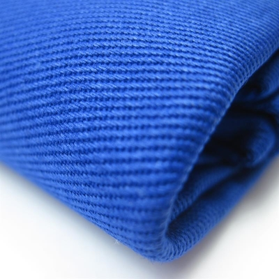 Cloth Blue Calico 1.5m wide