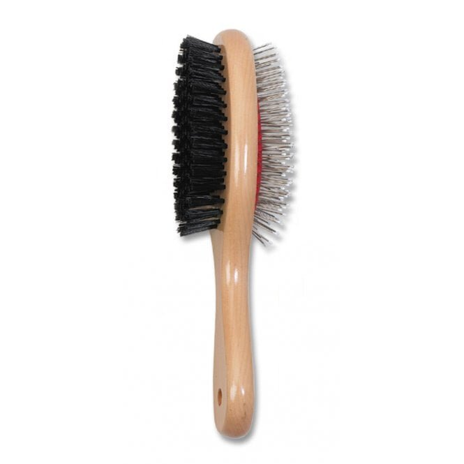 Ancol Pet Double Sided Grooming Brush
