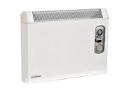 Elnur White Timer Controlled Panel Heater - 1.5kw
