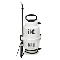Industrial Sprayer, hand pressurised, 5 litre