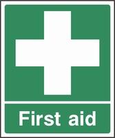 First Aid Sign FAID0002-0549