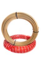 Qual-PEX Plus EasyLay 6m x 1 Tan Lengths