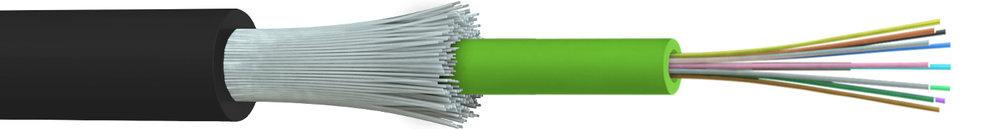 Draka-OM4-50/125-Unarmoured-Loose-Tube-Fibre-Optic-Cable-Product-Image