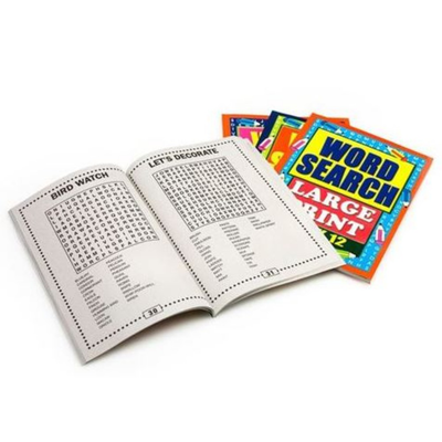 Wordsearch Book (Set of 4)